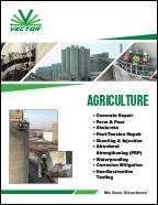 Silo Evaluation, Maintenace & Repair - Agriculture Construction Brochure